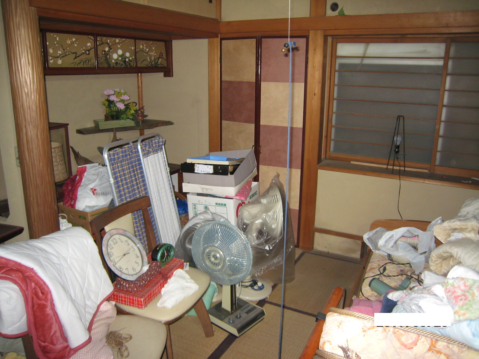 東日本大震災を契機に放置された物件のご相談